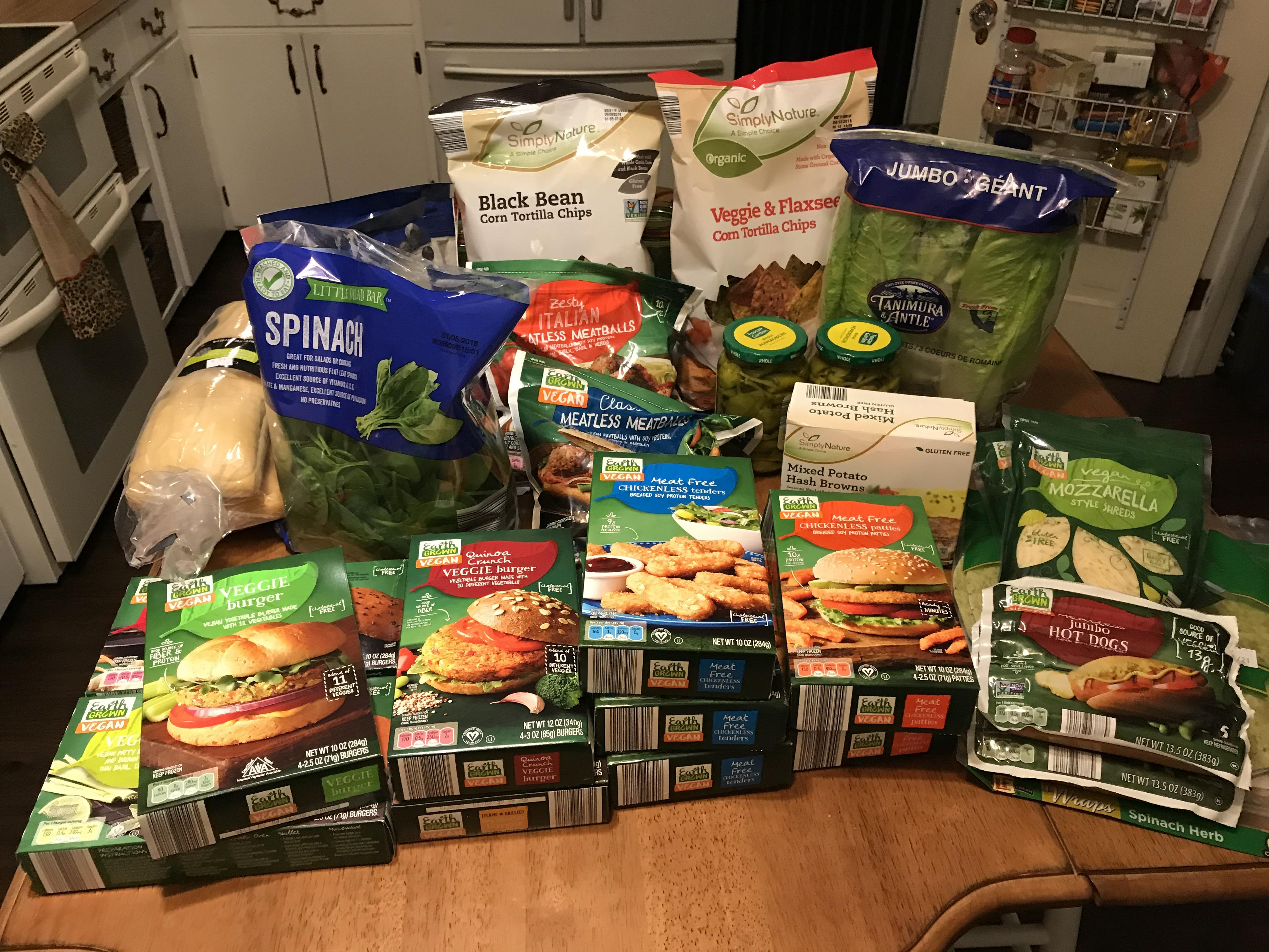ALDI [VEGAN] Product Options: What Does Aldi Have That is