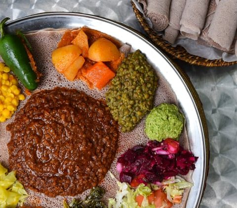 Guide to Vegan Ethiopian Food