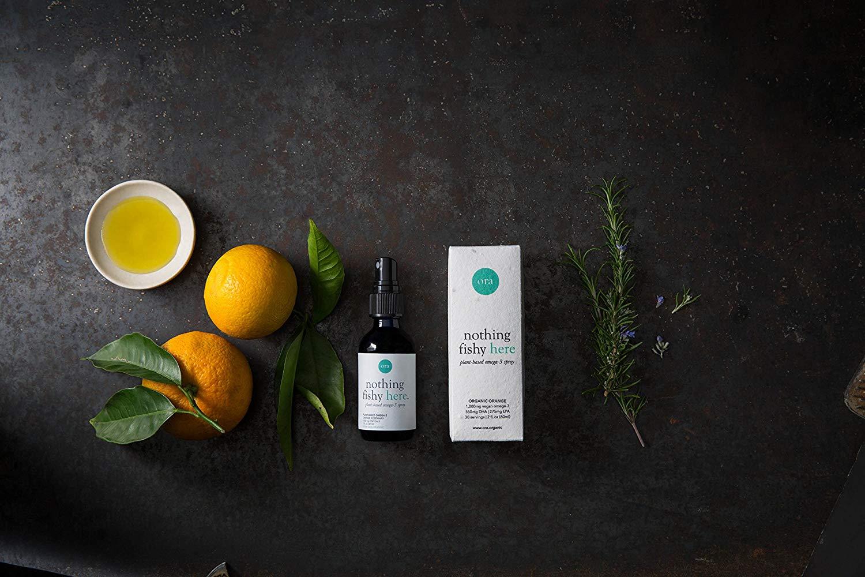 Ora Organic Vegan Omega-3 Supplement Review