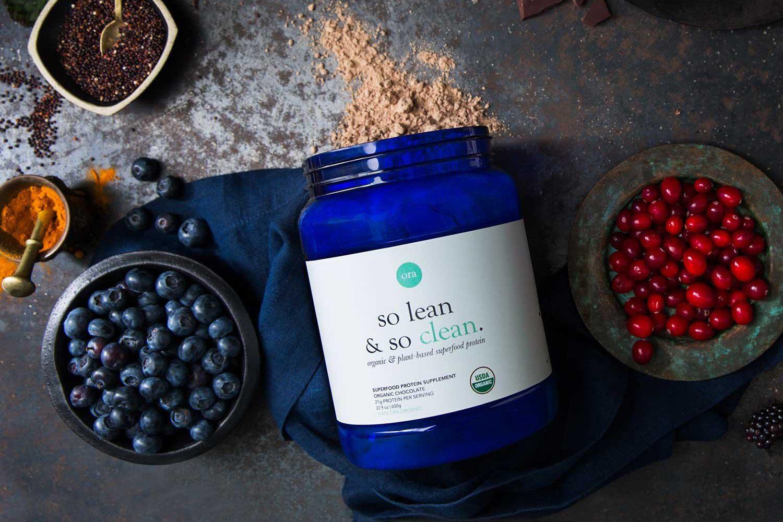 Ora Organic Vegan Protein Powder Review