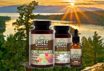 Cheef Vegan CBD Oil Review & Coupon Code