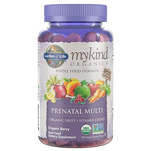 Best Vegan [Prenatal Vitamins] Top Oragnic Plant-Based