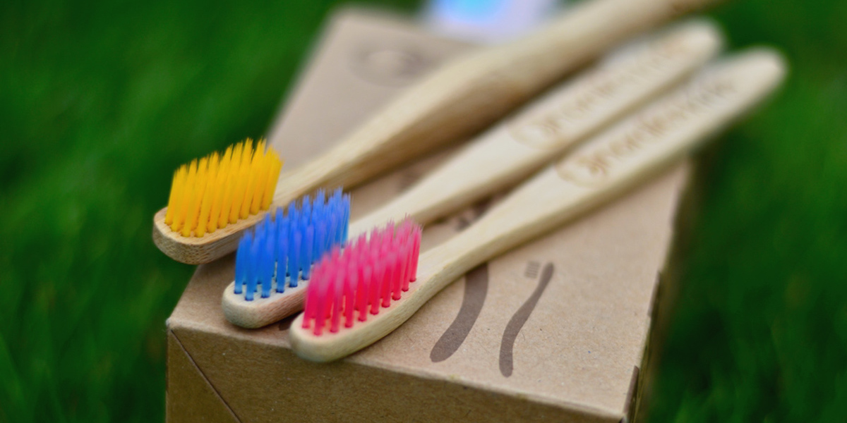 Best Biodegradable Wooden Bamboo Toothbrush in 2020
