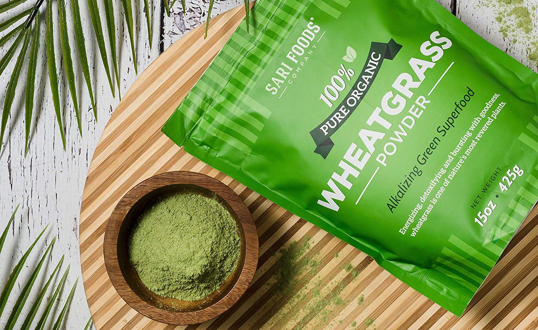 Best Organic Wheatgrass Powder in 2020